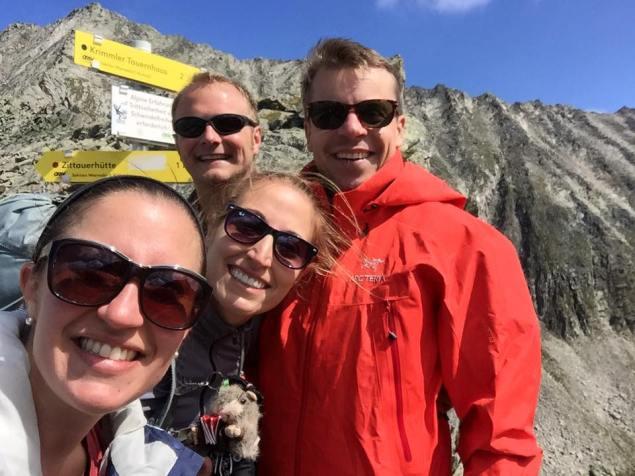 Alpine experience? Check.