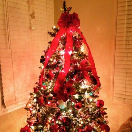 Mama had Christmas come early. :)