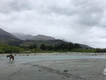 River crossing #1