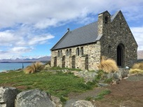 Church of the Good Shepherd... the 3 seconds when not surrounded by tourists