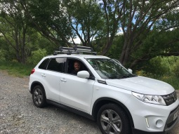 Our sweet ride through the south island