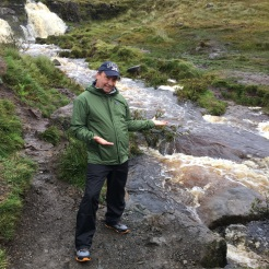 Why we couldn't get to the fairy pools...wahhhhh