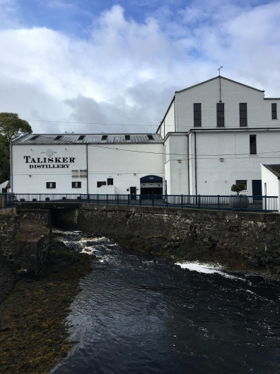 Talisker didn't allow photos so this is all we have from here